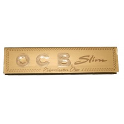 Bibułki  OCB GOLD SLIM ZŁOTE