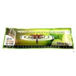 Bibułki DRAGONFLY GREEN APPLE