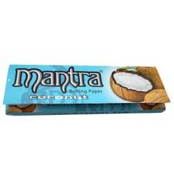 Bibułki MANTRA COCONUT