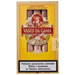 Cygaro VASCO DA GAMA CAPA DE ORO