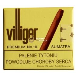Cygaretki VILLIGER PREMIUM No 10 SUMATRA  (20)