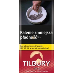 Tytoń TILBURY No.2 (CHERRY CREAM) 40g.