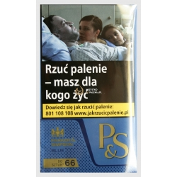 Tytoń P&S BLUE 30g.