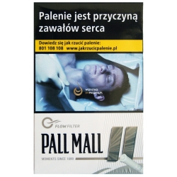 PALL MALL FLOW SILVER