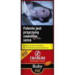 Cygaro DJARUM WOOD TIP RUBY (5)