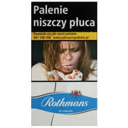 ROTHMANS BLUE SUPERSLIMS