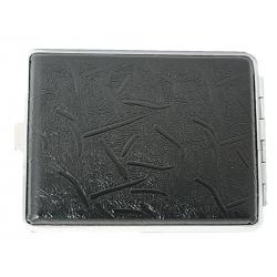 Papierośnica - czarna