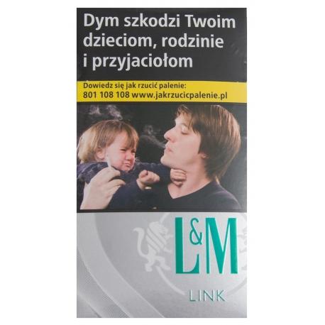 L&M LINK MINT STIX