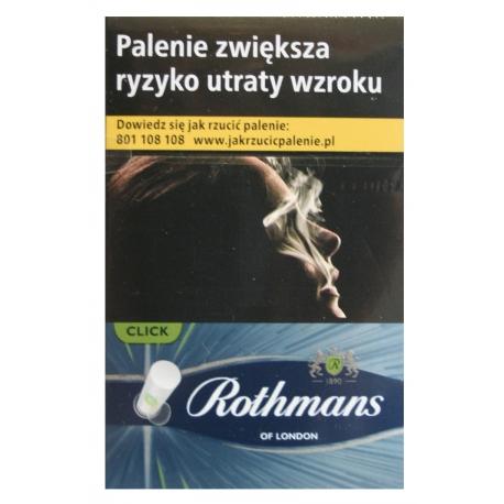ROTHMANS CAPSULE KS