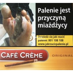 Cygaretki CAFE CREME ORGINAL (10)