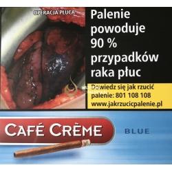 Cygaretki CAFE CREME BLUE (10)