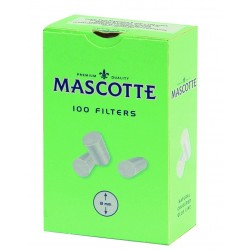 Filtry MASCOTTE TIPS 8mm