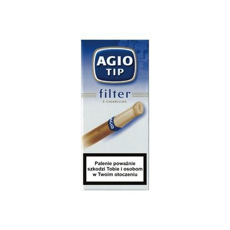 Cygaretki AGIO FILTER (5)