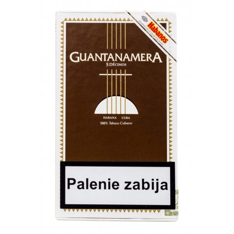 Cygaro GUANTANAMERA DECIMOS (5)