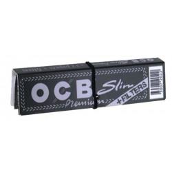 Bibułki OCB SLIM PREMIUM + FILTERKI