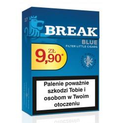Cygaretki BREAK BLUE