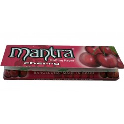 Bibułki MANTRA CHERRY