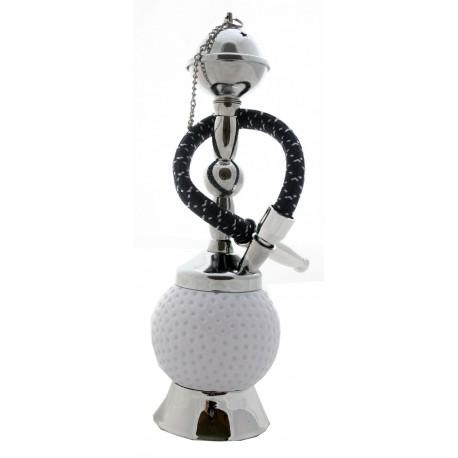 Fajka wodna MINI HOOKAH piłka golfowa - 20 cm