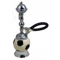 Fajka wodna MINI HOOKAH piłka nożna - 20 cm