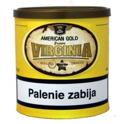 Tytoń AMERICAN GOLD VIRGINIA MILD 50g