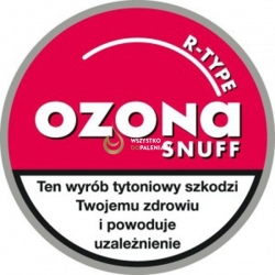 Tabaka OZONA R-TYPE SNUFF 5g.
