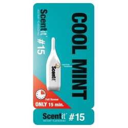 Aromat MAC BAREN SCENTIT No 15 COOL MINT 1,5ml