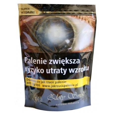 Tytoń ZŁOTY SMOK 85g.