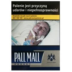PALL MALL BLUE 24 POCKET