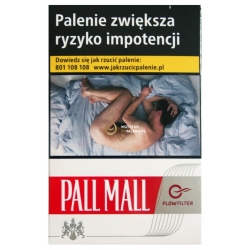 PALL MALL FLOW RED