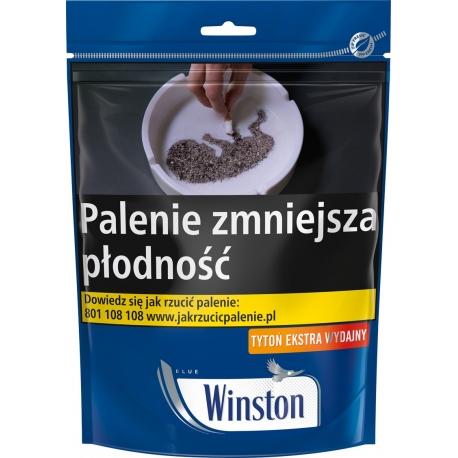 Tytoń WINSTON BLUE 80g.