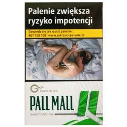 PALL MALL FLOW GREEN