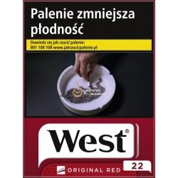 WEST RED KS 22