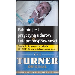 Tytoń TURNER ORGINAL 40g.