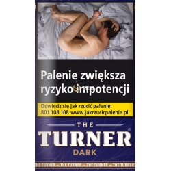 Tytoń TURNER DARK 40g.