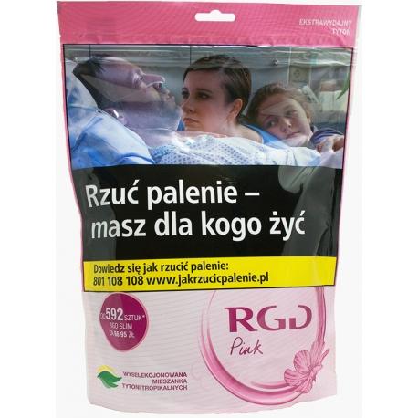 Tytoń RGD PINK 145g.