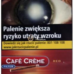 Cygaretki CAFE CREME RED FILTER (10)