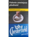 CHESTERFIELD BLUE 100