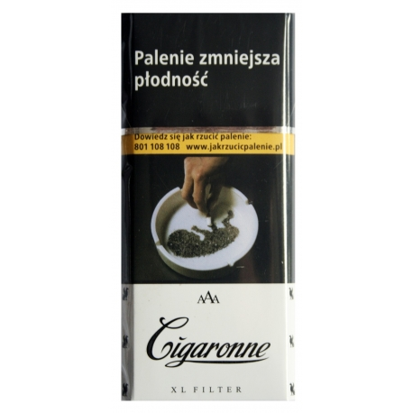 CIGARONNE EXTRA LONG WHITE (20)