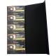 CIGARONNE ROYAL SLIMS BLACK - zestaw 3 pakietów