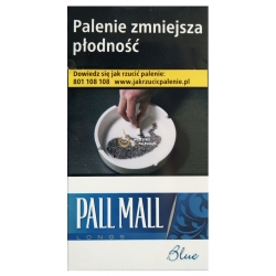 PALL MALL BLUE SUPERSLIMS