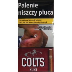 Cygaretki COLTS FILTER RUBY (10)