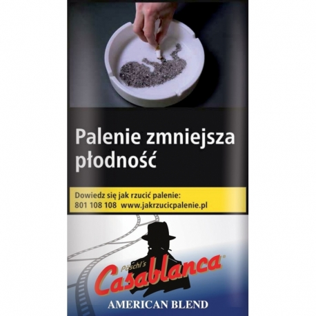 Tytoń CASABLANCA 40g.