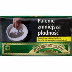 Tytoń GOLDEN VIRGINIA 50g.