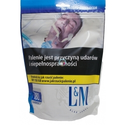 Tytoń L&M BLUE LABEL 80g.