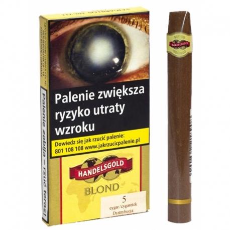 Cygaretki HANDELSGOLD BLOND (5)