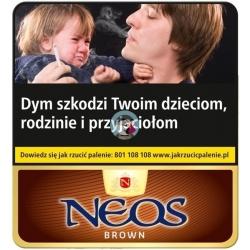 Cygaretki NEOS BROWN (10)