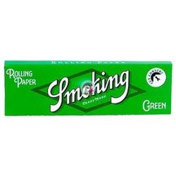 Bibułki SMOKING REGULAR GREEN