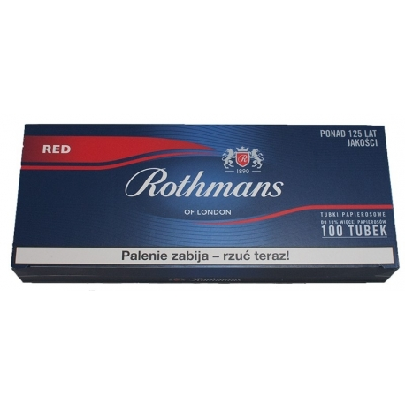 Gilzy ROTHMANS RED 100