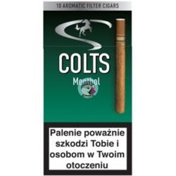 Cygaretki COLTS FILTER GREEN (10)