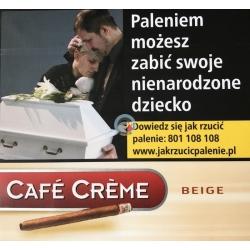 Cygaretki CAFE CREME BEIGE (10)